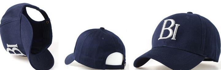 オリジナル帽子加工-中国